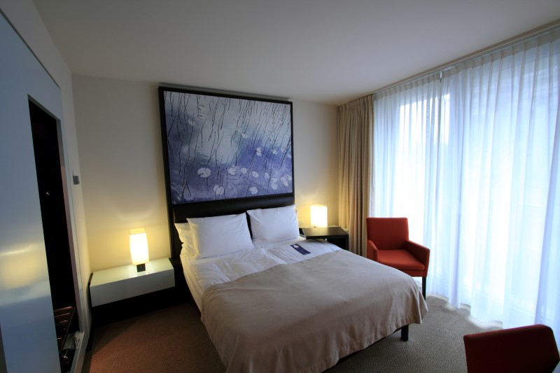 Radisson Blu Berlin Room